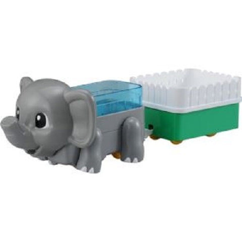 ANIA ANIMAL TRAIN ELEPHANT (Elephant Included)