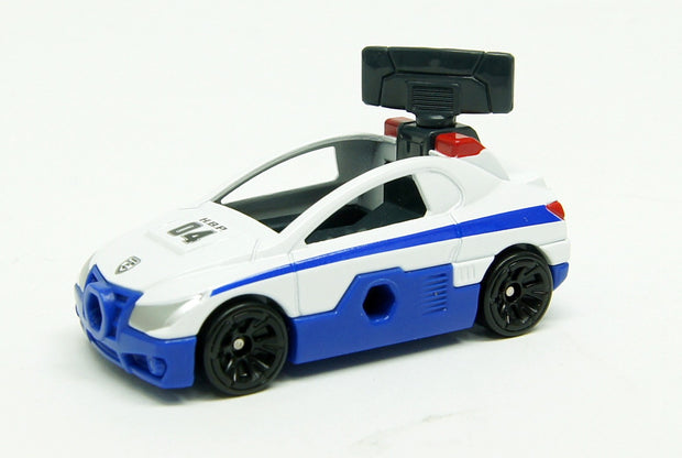 HYPER BLUE POLICE HBP04 BLUE MAMMOTH