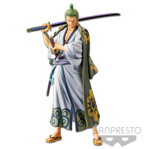 One Piece DXF The Grandline Men Wanokuni Vol.2