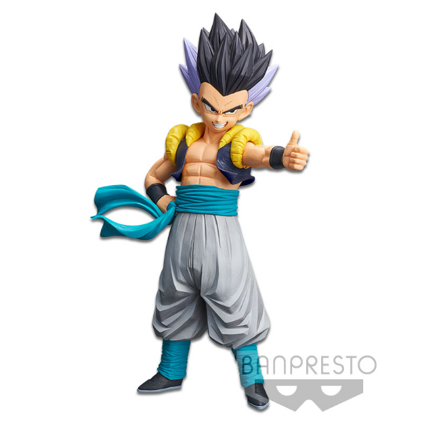 Dragon Ball Z Grandista Resolution Of Soldiers Gotenks
