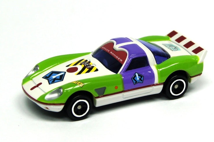 TOMICA DISNEY MOTORS DM-03 SPEEDWAY STAR BUZZ