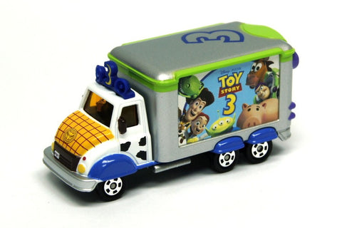 TOMICA DISNEY MOTORS DM-07 JOLLY FROAT STORY 3