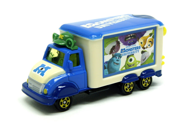 TOMICA DISNEY MOTORS DPM JOLLYFLOAT MONSTERS UNIVERSITY