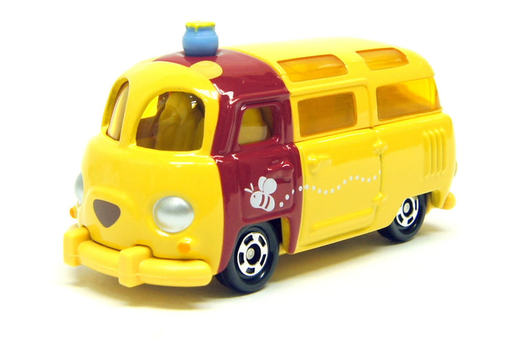 TOMICA DISNEY MOTORS DM-18 WARMUN POOH