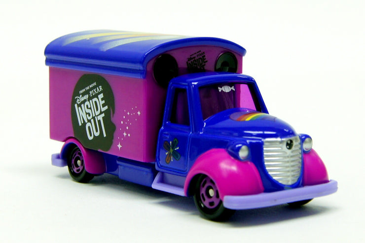 Tomica Disney Motors Inside Out Jolly Float