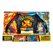 Treasure X Fire Vs Ice Extinct Beasts