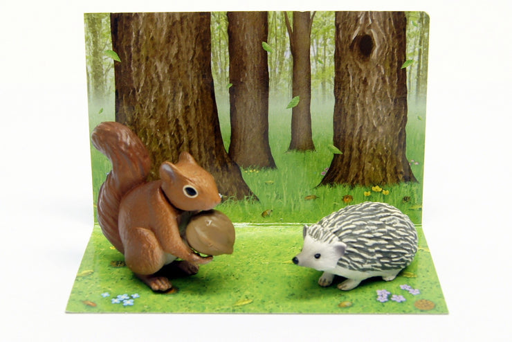 ANIA AP-04 SQUIRREL & HEDGEHOG