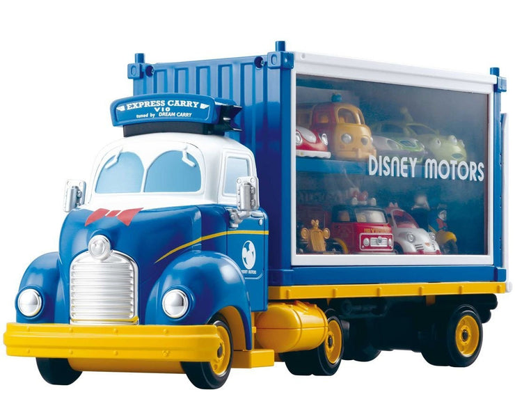 TOMICA DISNEY MOTORS EXPRESS CARRY
