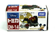 TOMICA DISNEY MOTORS DM-14 MIXER CAR MICKEY MOUSE - Toymana