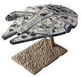 STAR WARS 1/144 MILLENNIUM FALCON (THE FORCE AWAKENS)