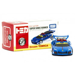 464518 DREAM TOMICA SUPER SONIC RUNNER