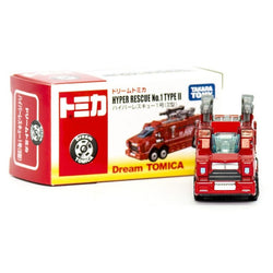 464525 DREAM TOMICA HYPER RESCUE TYPE-II