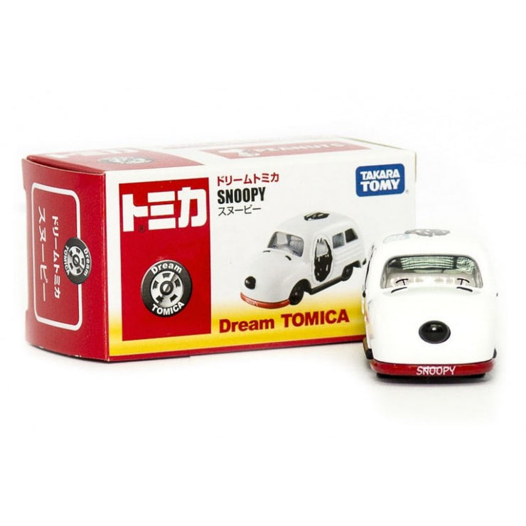 466390 Dream Tomica Snoopy