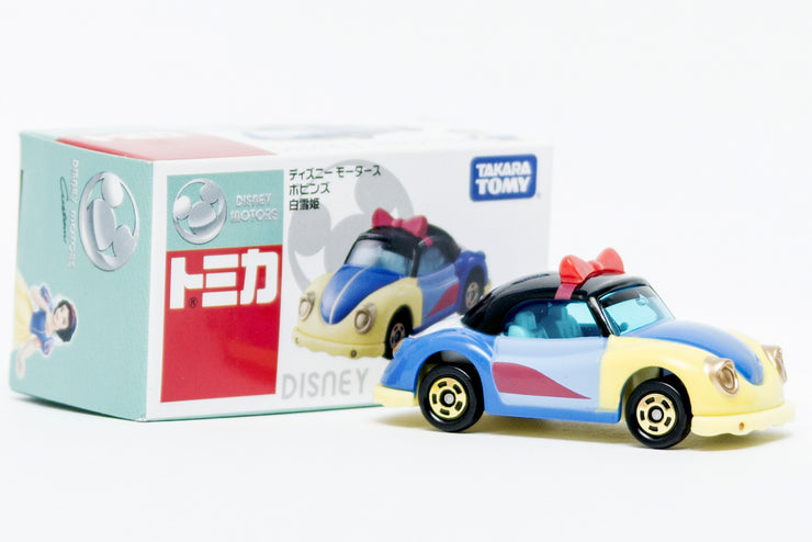 TOMICA DISNEY MOTORS DREAM STAR POPPINS PRINCESS SNOW WHITE