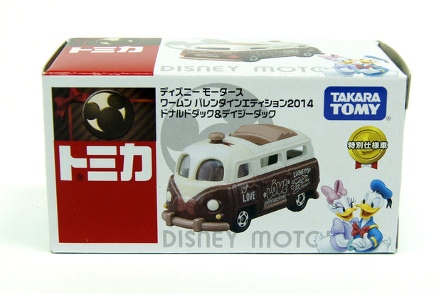 TOMICA DISNEY MOTORS WARM DAISY