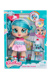 Kindi Kids KKS S1 Toddle Doll Snack Time Friends Jessicake