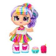 Kindi Kids KKS S2 Toddler Doll Sgl Pk Snack Time Friends Rainbow Kate