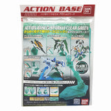 ACTION BASE 2 CLEAR SPARKLE GREEN