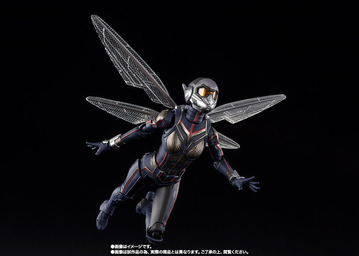 SHF Wasp & Tamashii Stage (Ant-Man and The Wasp)