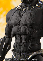 SHF BLACK PANTHER (INFINITY WAR) & TAMASHII EFFECT ROCK