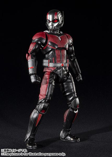 SHF ANT-MAN (ANT-MAN AND THE WASP) & ANT SET