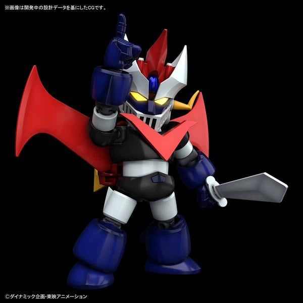 SD Gundam Cross Silhouette Great Mazinger