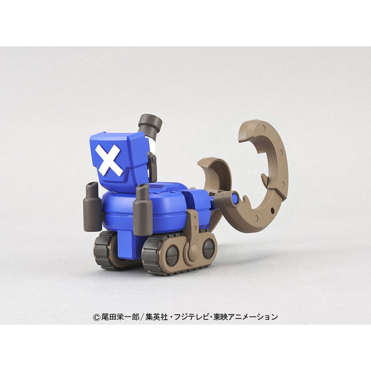 Chopper Robo Super 3 Horn Dozer