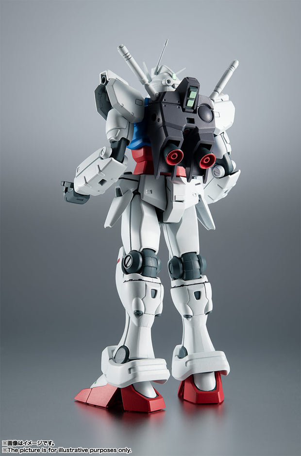 Robot Spirit (Side Ms) Rx-78GP01 Gundam GP01 Ver Anime