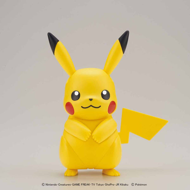 Pokemon Plamo Collection 41 Select Series Pikachu