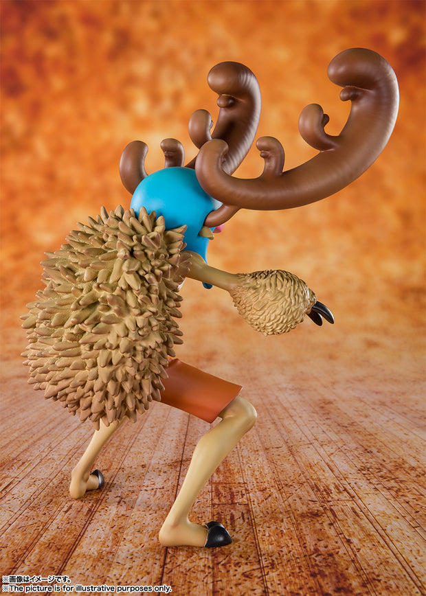 Figuarts Zero Cotton Candy Lover Chopper Horn Point Ver