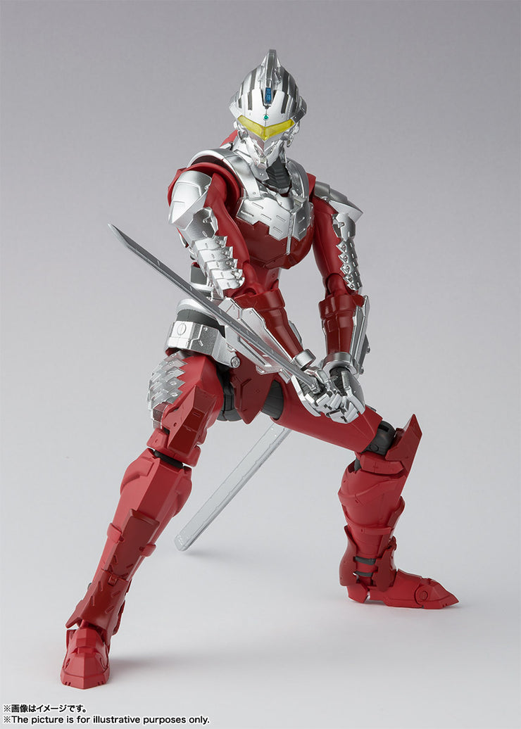SHF Ultraman Suit Ver 7 The Animation