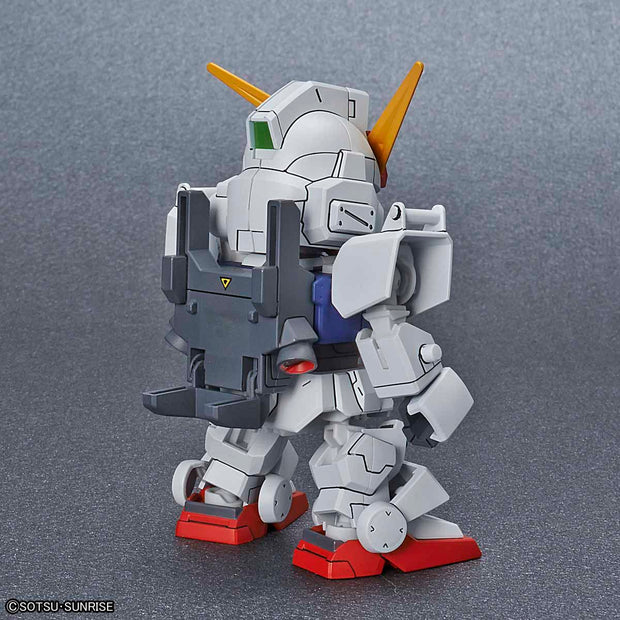 SD Gundam Cross Silhouette Gundam Ground Type