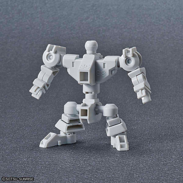 SD Gundam Cross Silhouette Silhouette Booster (White)