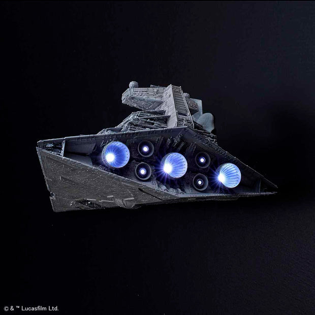1/5000 Star Destroyer (Lighting Model) First Production Limited
