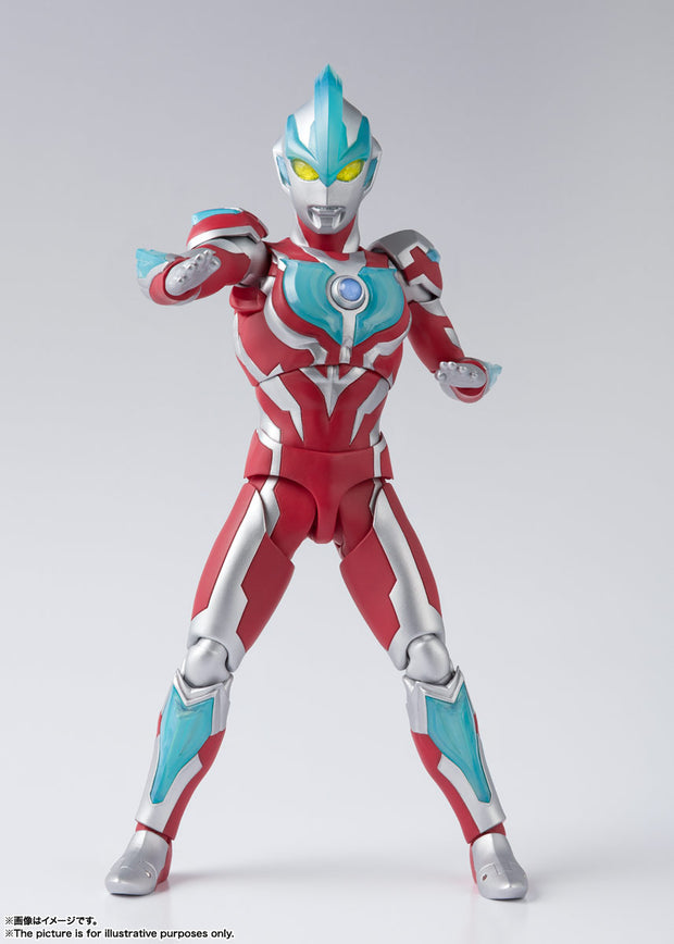 Shf Ultraman Ginga