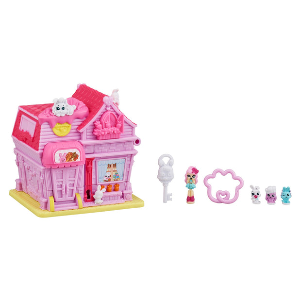 Lil Secrect S4 Mini Playset Funny Bunny Bakery