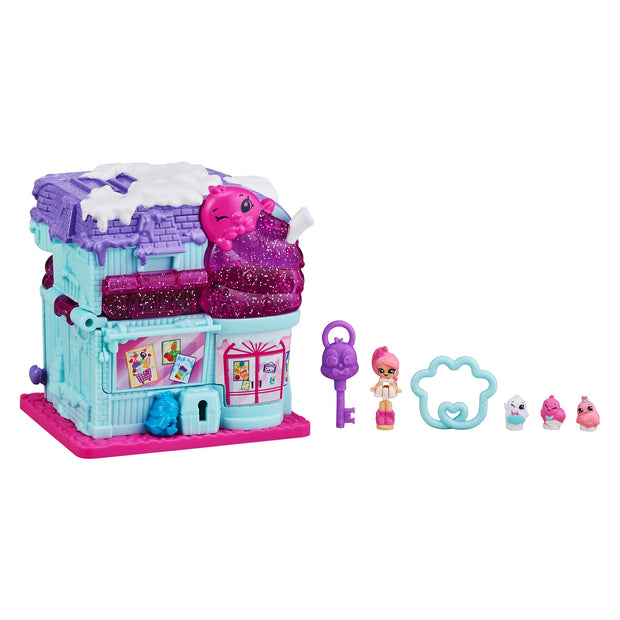 Lil Secrect S4 Mini Playset Penguin Slushie Shop
