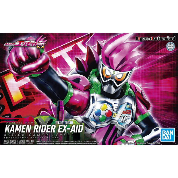 Figure-rise Standard KR Ex-Aid Action Gamer Level 2
