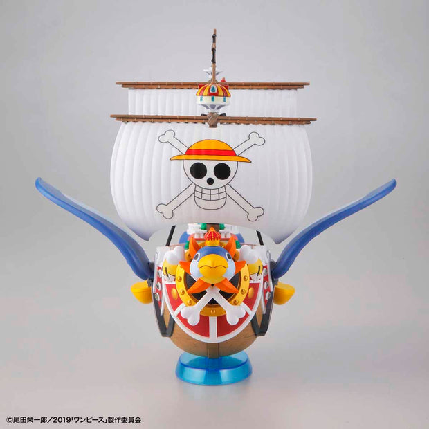 One Piece Grand Ship Collection Thousand Sunny Flying Model