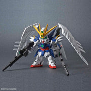 SD Gundam Cross Silhoutte Wing Gundam Zero We