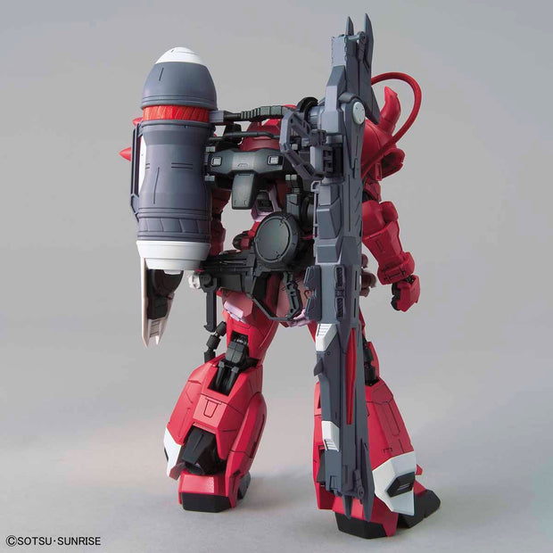 Mg 1/100 Gunner Zaku Warrior (Lunamaria Hawke Custom)