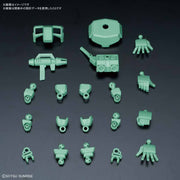 SD Gundam Cross Silhoutte Silhoutte Booster (Green)