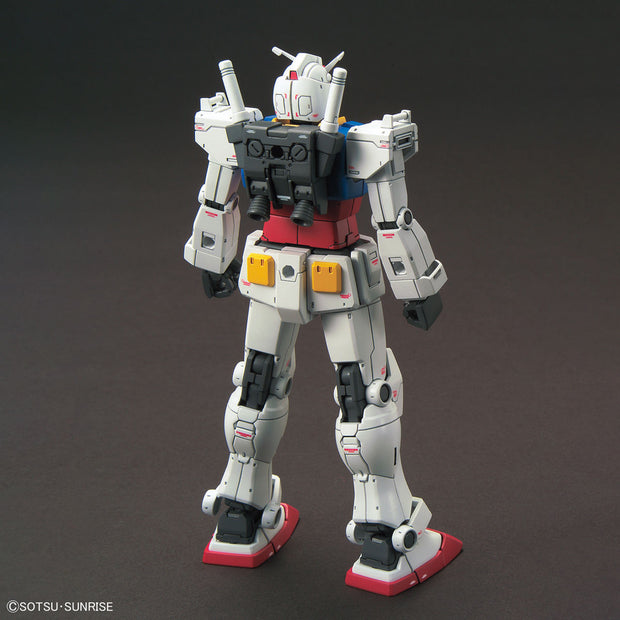 Hg 1/144 RX-78-02 Gundam (Gundam The Origin Ver.)