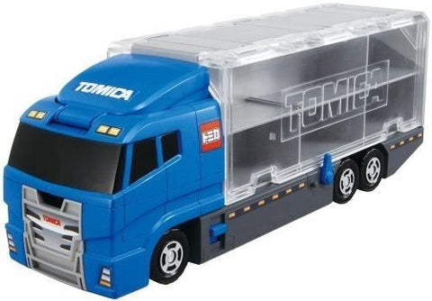 TOMICA LOCK UP CONVOY