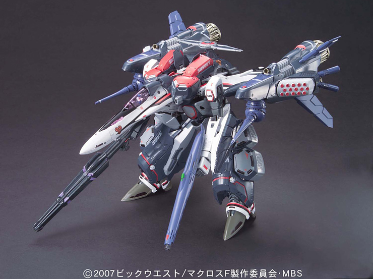 1/72 Vf-25s Armored Messiah Valkyrie Aruto Custom