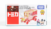 Tomica Disney Motors High Hat Classic Minnie Whiteday Edition 2019
