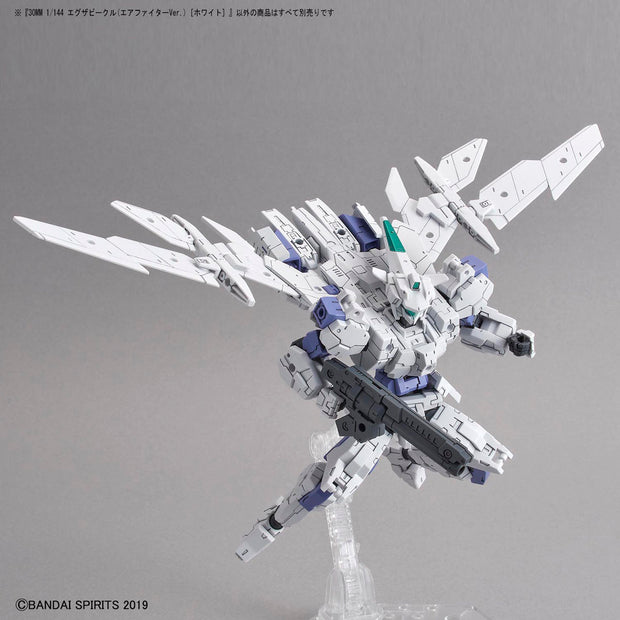 30MM 1/144 Extended Armament Vehicle (Air Fighter Ver) White