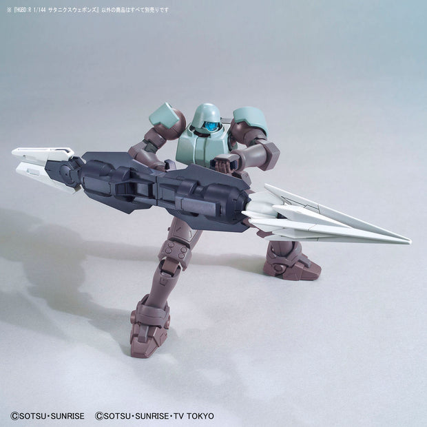 Hgbd:R 1/144 Saturnix Weapons