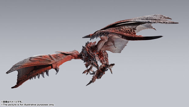 SHMA S.H.Monsterarts Rathalos