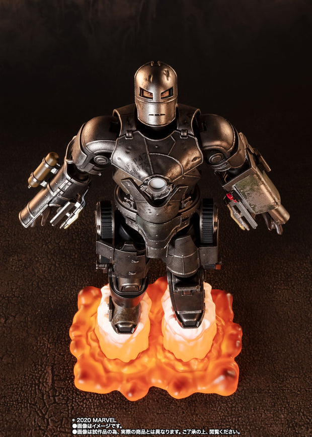 SHF Iron Man MK 1 (Birth Of Iron Man) Edition (Iron Man)